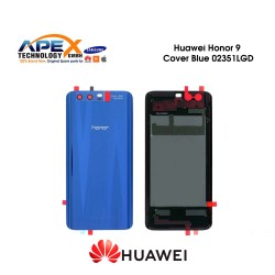 Huawei Honor 9 (STF-L09) Battery Cover Blue 02351LGD