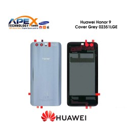 Huawei Honor 9 (STF-L09) Battery Cover Silver Grey 02351LGE