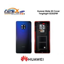 Huawei Mate 20 (HMA-L09, HMA-L29) Battery Cover Twilight 02352FRF