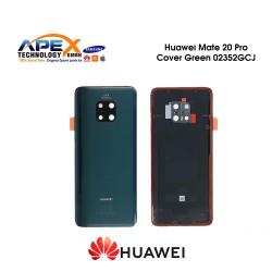Huawei Mate 20 Pro (LYA-L09, LYA-L29, LYA-L0C) Battery Cover Emerald Green 02352GCJ