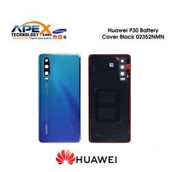 Huawei P30 (ELE-L29) Battery Cover Aurora Blue 02352NMN