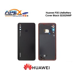 Huawei P30 Lite (MAR-LX1A MAR-L21A) Battery Cover Midnight Black 02352RPV