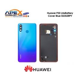 Huawei P30 Lite (MAR-LX1A MAR-L21A) Battery Cover Peacock Blue 02352RPY