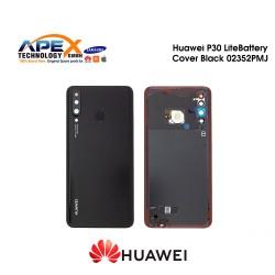 Huawei P30 Lite (MAR-LX1A MAR-L21A) Battery Cover Midnight Black 02352PMJ