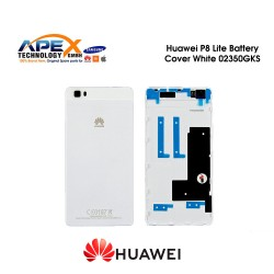 Huawei P8 Lite Battery Cover White 02350GKS