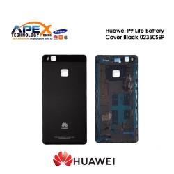 Huawei P9 Lite (VNS-L21) Battery Cover Black 02350SEP