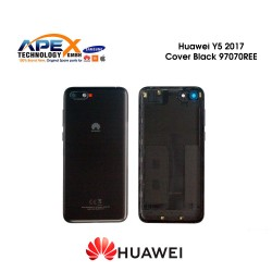 Huawei Y5 2017 (MYA-L11) Battery Cover Black 97070REE