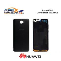 Huawei Y6 II (LYO-L21) Battery Cover Black 97070PCS
