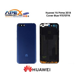 Huawei Y6 2018 (L31B) Battery Cover Prime Blue 97070TYK