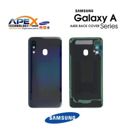 Samsung Galaxy A40 (SM-A405F) Battery Cover Black GH82-19406A