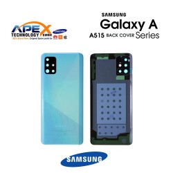 Samsung Galaxy A51 (SM-A515F) Battery Cover Prism Crush Blue GH82-21653C