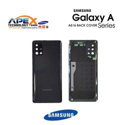 Samsung Galaxy A51 (SM-A516F) Battery Cover Black GH82-22938A