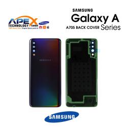 Samsung Galaxy A70 (SM-A705F) Battery Cover Black GH82-19467A