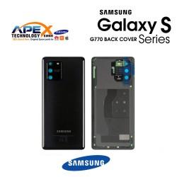 Samsung Galaxy S10 Lite (SM-G770F) Battery Cover Prism Black GH82-21670A