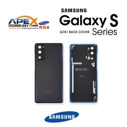 Samsung Galaxy S20 FE 5G (SM-G781) Battery Cover Cloud Navy GH82-24223A