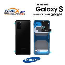 Samsung Galaxy S20 Plus (SM-G985) Battery Cover Cosmic Black GH82-22032A