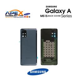 Samsung Galaxy M51 (SM-M515F) Battery Cover Celestial Black GH82-23415A