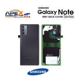 Samsung Galaxy Note 20 5G (SM-N981F) Battery Cover Mystic Grey GH82-23299A