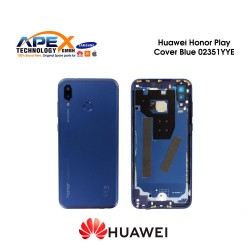 Huawei Honor Play (COR-L29) Battery Cover Navy Blue 02351YYE