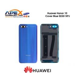 Huawei Honor 10 (COL-L29) Battery Cover Phantom Blue 02351XPJ