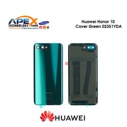 Huawei Honor 10 (COL-L29) Battery Cover Phantom Green 02351YDA