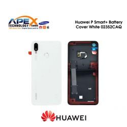 Huawei P smart+ (INE-LX1) Battery Cover White 02352CAQ