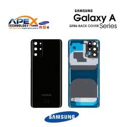Samsung Galaxy S20 Plus (SM-G986) Battery Cover Cosmic Black GH82-21634A