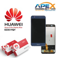 Huawei Honor 8 Pro, Honor V9 (DUK-L09) Lcd Display / Screen + Touch Blue 02351FQY