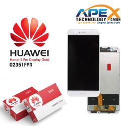 Huawei Honor 8 Pro, Honor V9 (DUK-L09) Lcd Display / Screen + Touch Gold 02351FPR