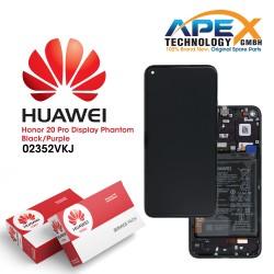 Huawei Honor 20 Pro (YAL-L41B) Display Module (Phantom Black)