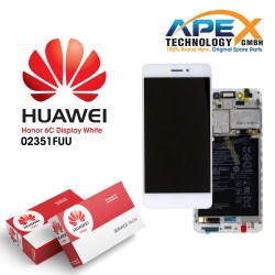 Huawei Honor 6C Lcd Display / Screen + Touch - Battery - Gold - 02351FUU