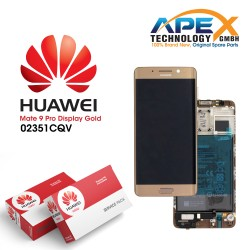 Huawei Mate 9 Pro LCD Display / Screen + Touch + Battery Assembly - Gold