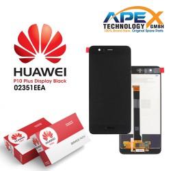 Huawei P10 Plus (VKY-L29) Display module LCD / Screen + Touch Black 02351EEA