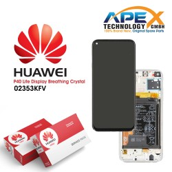Huawei P40 Lite (JNY-L21A JNY-LX1) Lcd Display / Screen + Touch + Battery Breathing Crystal 02353KFV