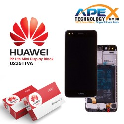 Huawei Y6 Pro 2017 Lcd Display / Screen + Touch + Battery Black 02351TVA
