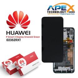 Huawei P smart Z (STK-L21) Y9 Prime 2019 (STK-L21) Lcd Display / Screen + Touch + Battery emerald Green 02352RXT