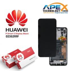 Huawei P smart Z (STK-L21) Y9 Prime 2019 (STK-L21) Lcd Display / Screen + Touch + Battery Midnight Black 02352RRF
