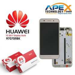 Huawei Y3II 4G LCD+Touch Gold