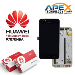 Huawei Y3II 4G LCD+Touch Black