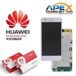 Huawei Y3II 4G LCD+Touch White