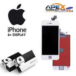 Lcd Display / Screen + Touch White for iPhone 6+