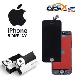 iPhone 5 LCD Display / Screen + Touch - Black