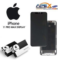 iPhone 11 Pro Max LCD Display / Screen + Touch - Black