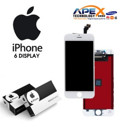 Lcd Display / Screen + Touch White for iPhone 6
