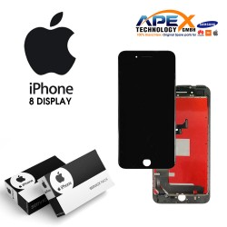 Lcd Display / Screen + Touch Black for iPhone 8