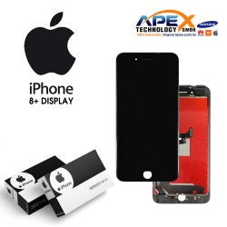 Lcd Display / Screen + Touch Black for iPhone 8+
