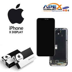 Lcd Display / Screen + Touch Black for iPhone X