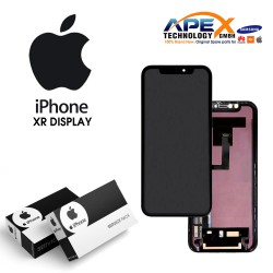 Lcd Display / Screen + Touch Black for iPhone XR