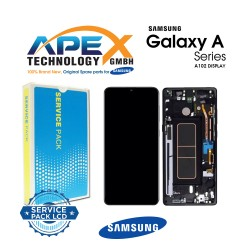 Samsung SM-A102 Galaxy A10 LCD DISPLAY / SCREEN + TOUCH BLACK