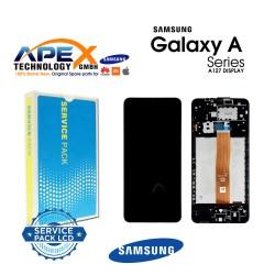 Samsung SM-A127 Galaxy A12 2021 Lcd Display / Screen + Touch Black + Btry - GH82-26485A